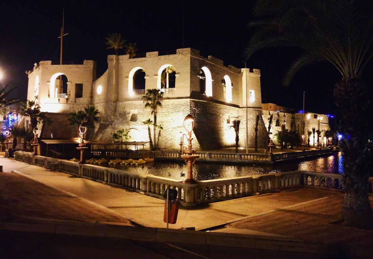 5A0YL Триполи, Ливия