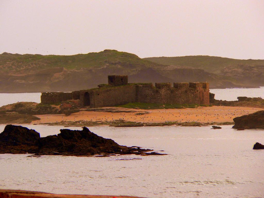 5C5AF Mogador Island Morocco DX News