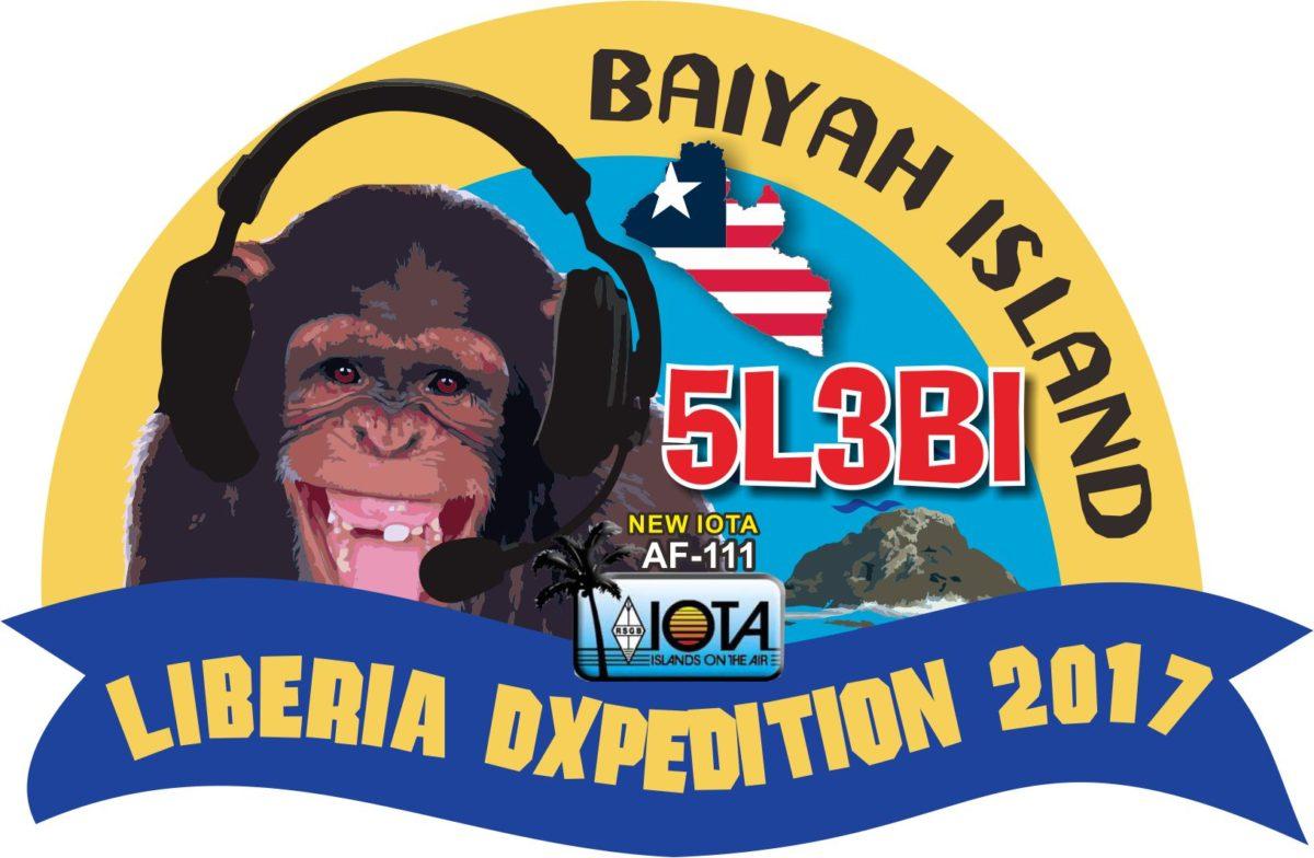 5L3BI Baiyah Island Amateur Radio IOTA DX Expedition Liberia