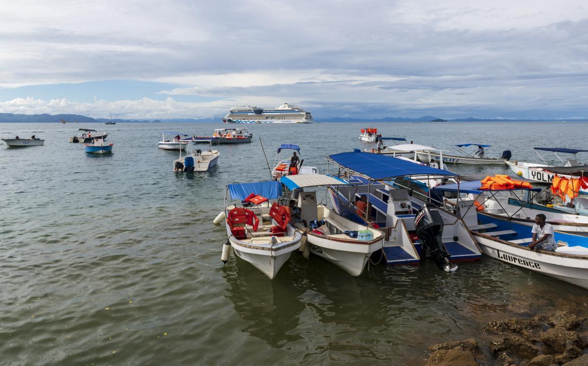 5R8PX Остров Нуси Бе, Мадагаскар