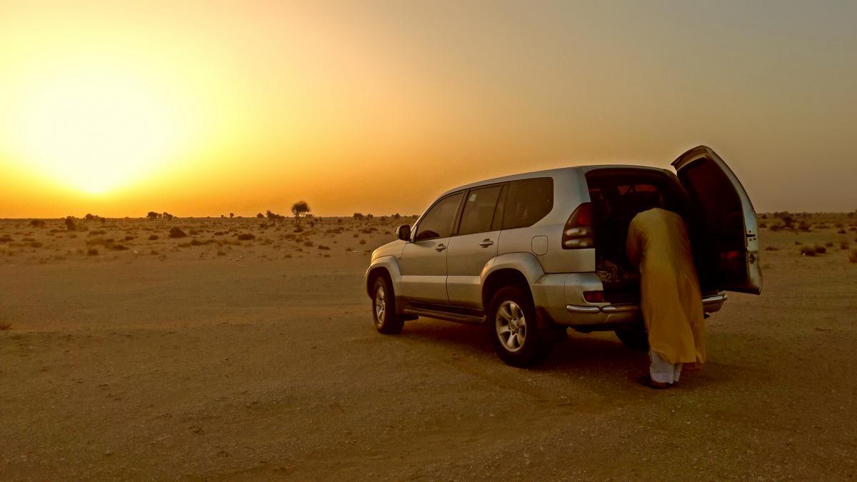 5T1A Мавритания Туристические достопримечательности