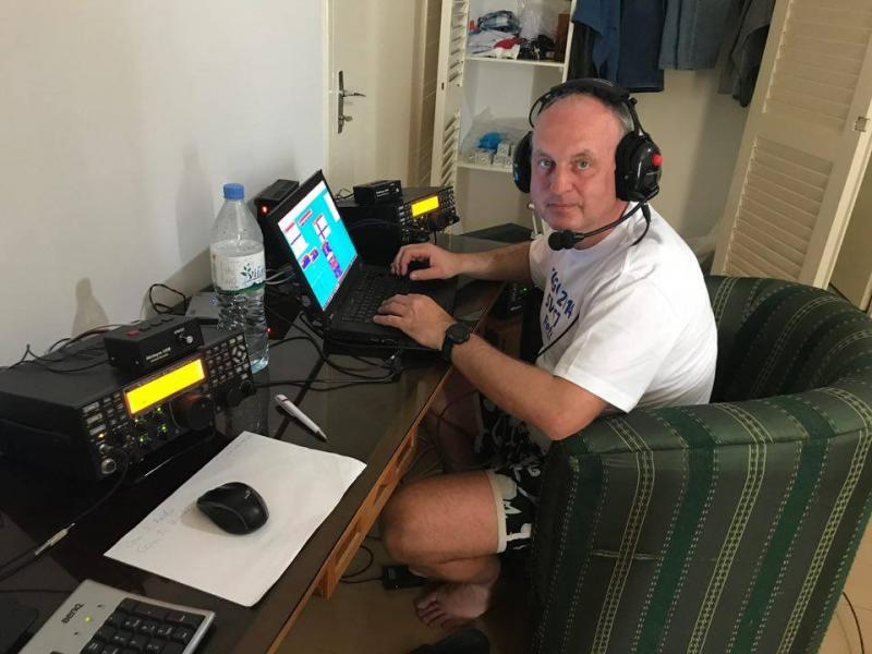 5V7P Togo News 21 April 2017 OK1FCJ QRV Image 10