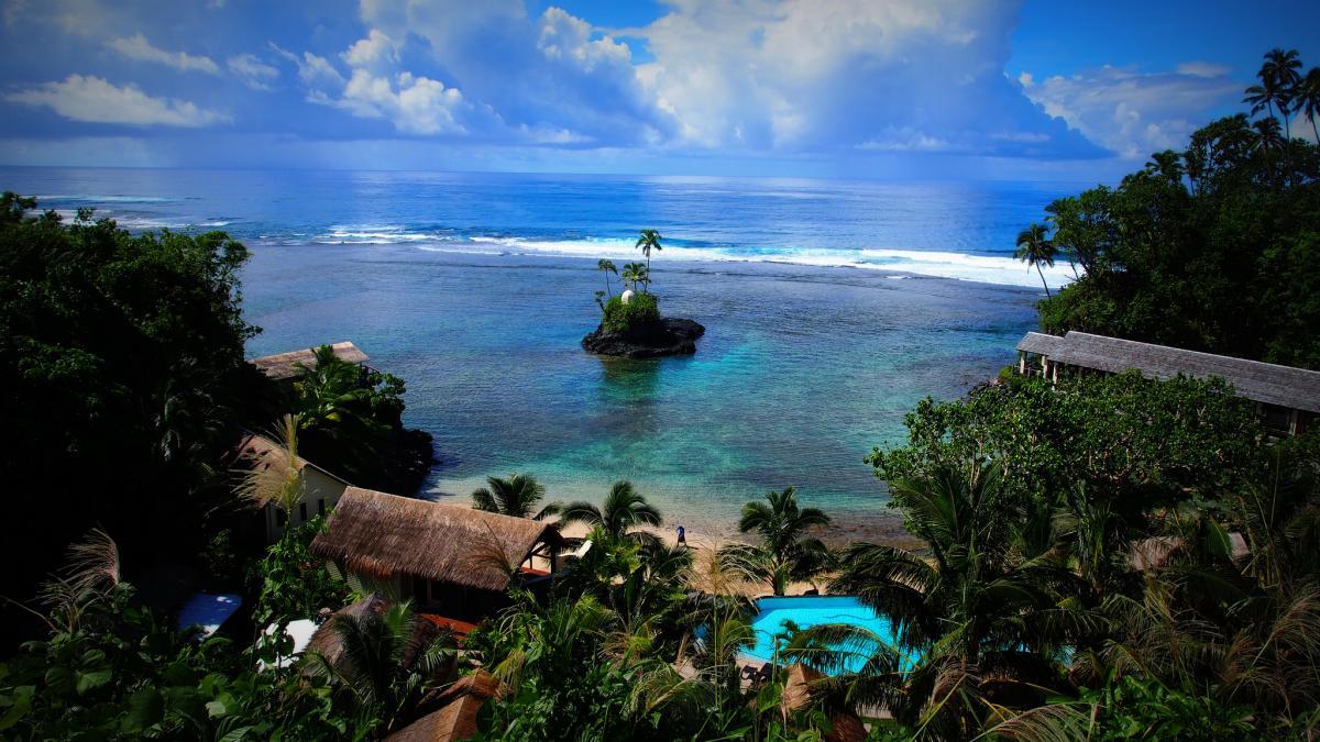 5W0DXA Apia Samoa