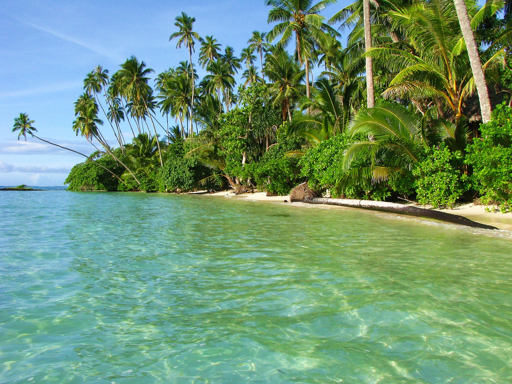 5W0LR Virgin Cove, Samoa. DX News