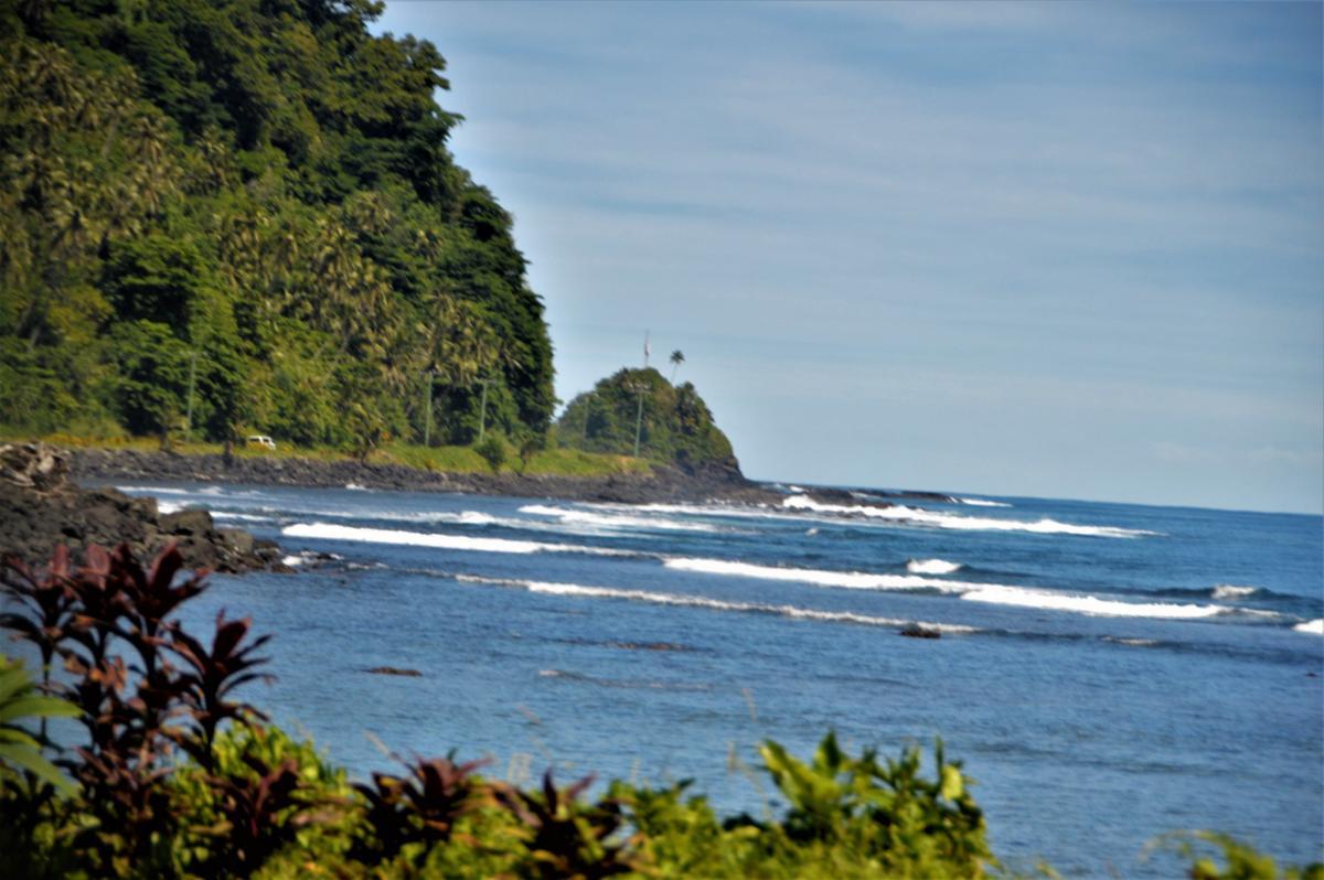 5W0VR Samoa Tourist attractions spot