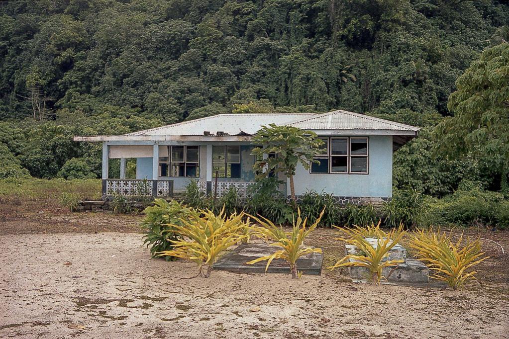 5W0VR Salepaga, Samoa.