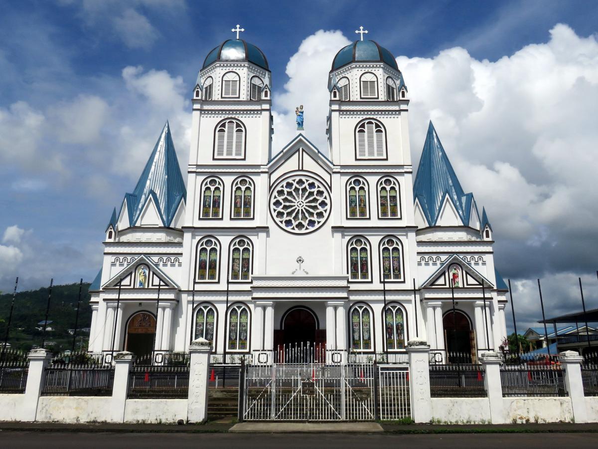 5W2IQ Apia, Samoa Tourist attractions spot
