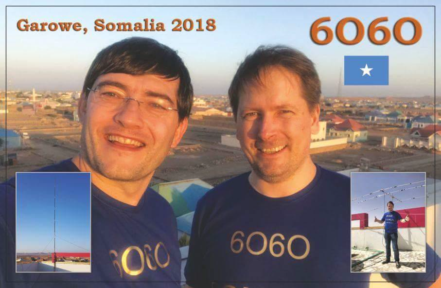 6O6O Garowe, Somalia DX Pedition