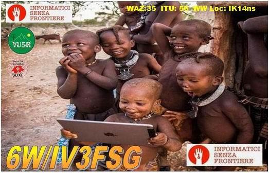 6W/IV3FSG Senegal