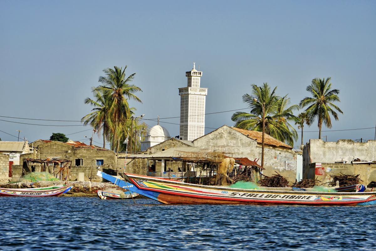 6W/ON4AZP Falia, Senegal
