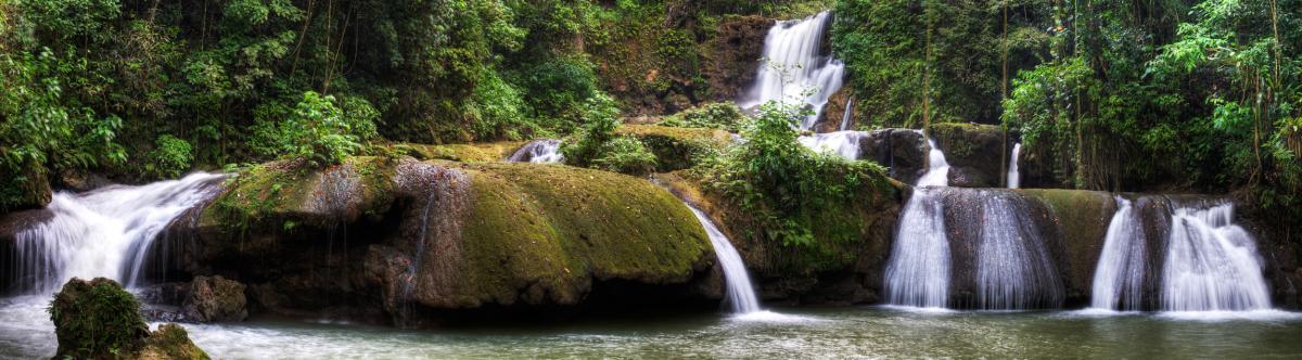 Jamaica Tourist attractions spot 6Y0W 6Y0D 6Y0AE 6Y0BE 6Y0HM 6Y0ND Ys Falls St Elizabeth