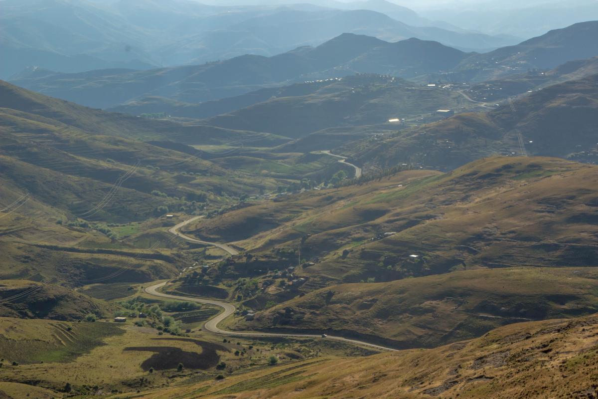 7P8LB Lesotho DX News