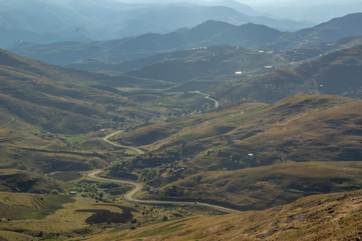 7P8LB Лесото DX Новости