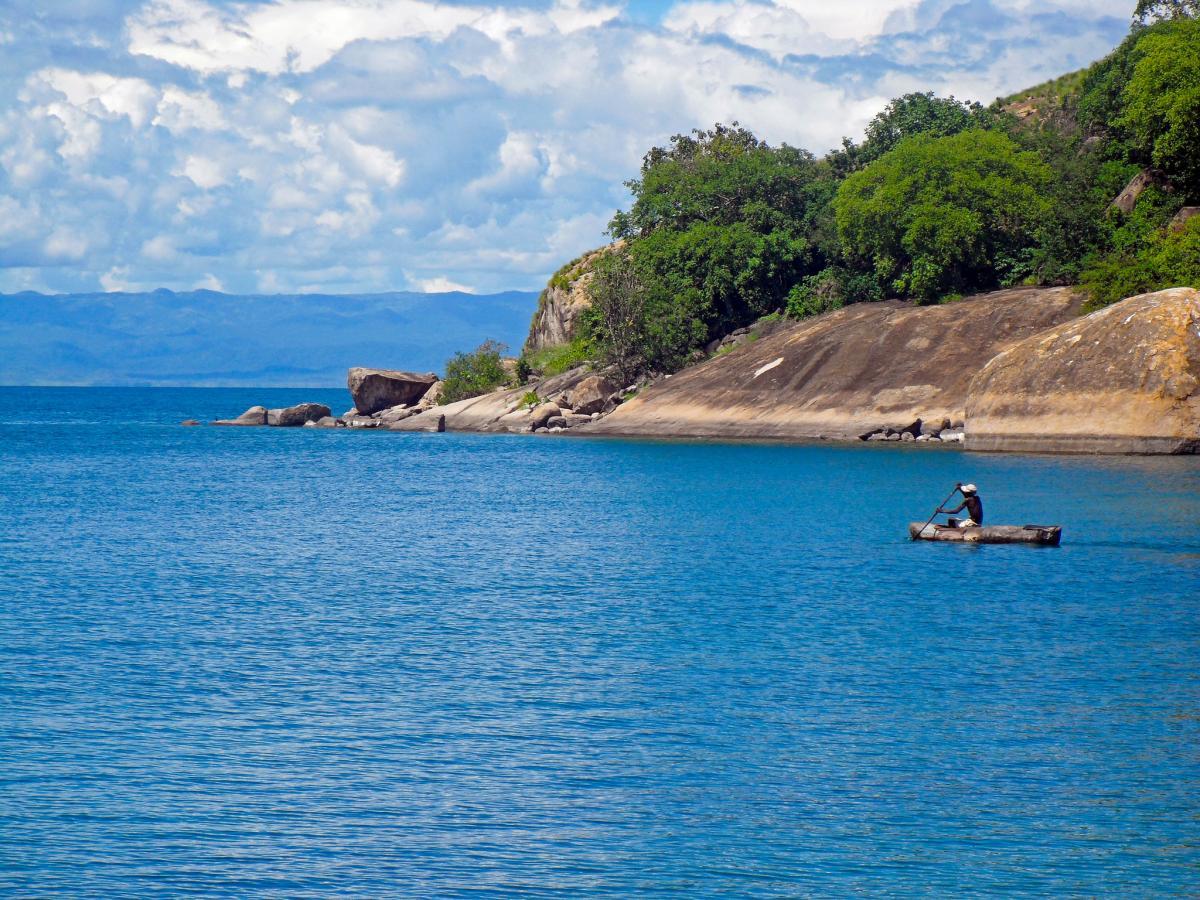7Q7EI Malawi DX News Lake Malawi