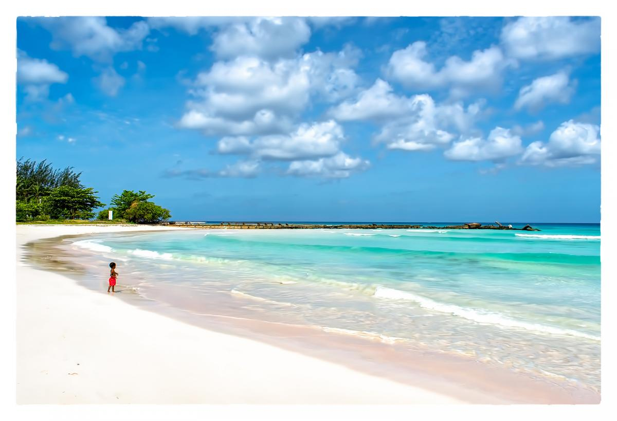 8P9AE Остров Барбадос