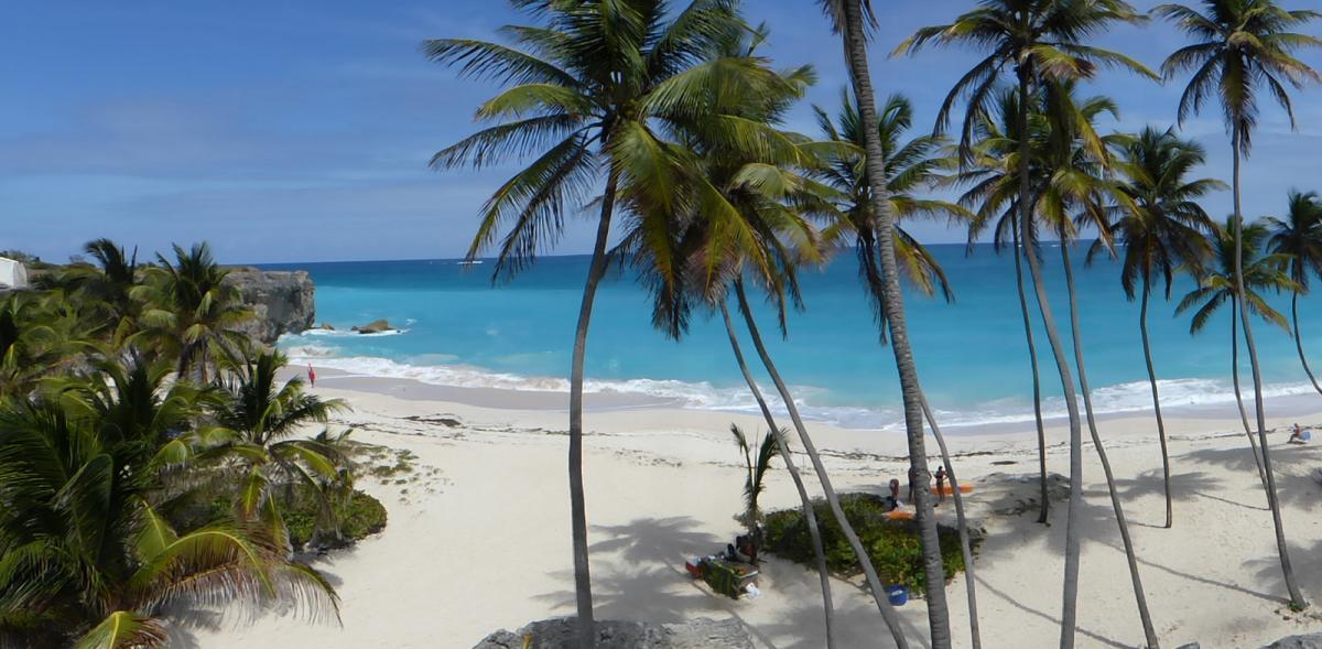 Барбадос 8P9BT Боттом Бей