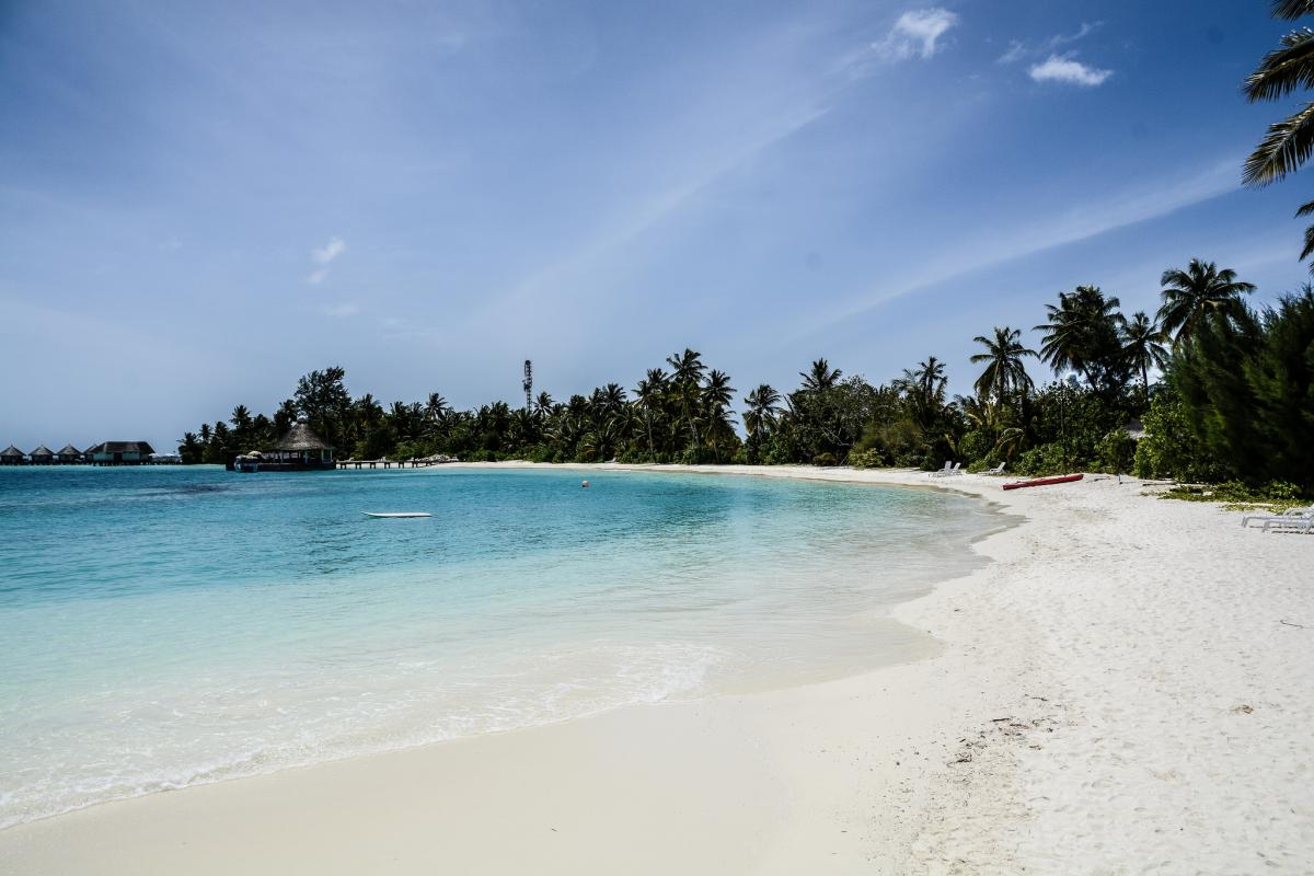8Q7DT Maldive Islands Tourist attractions spot