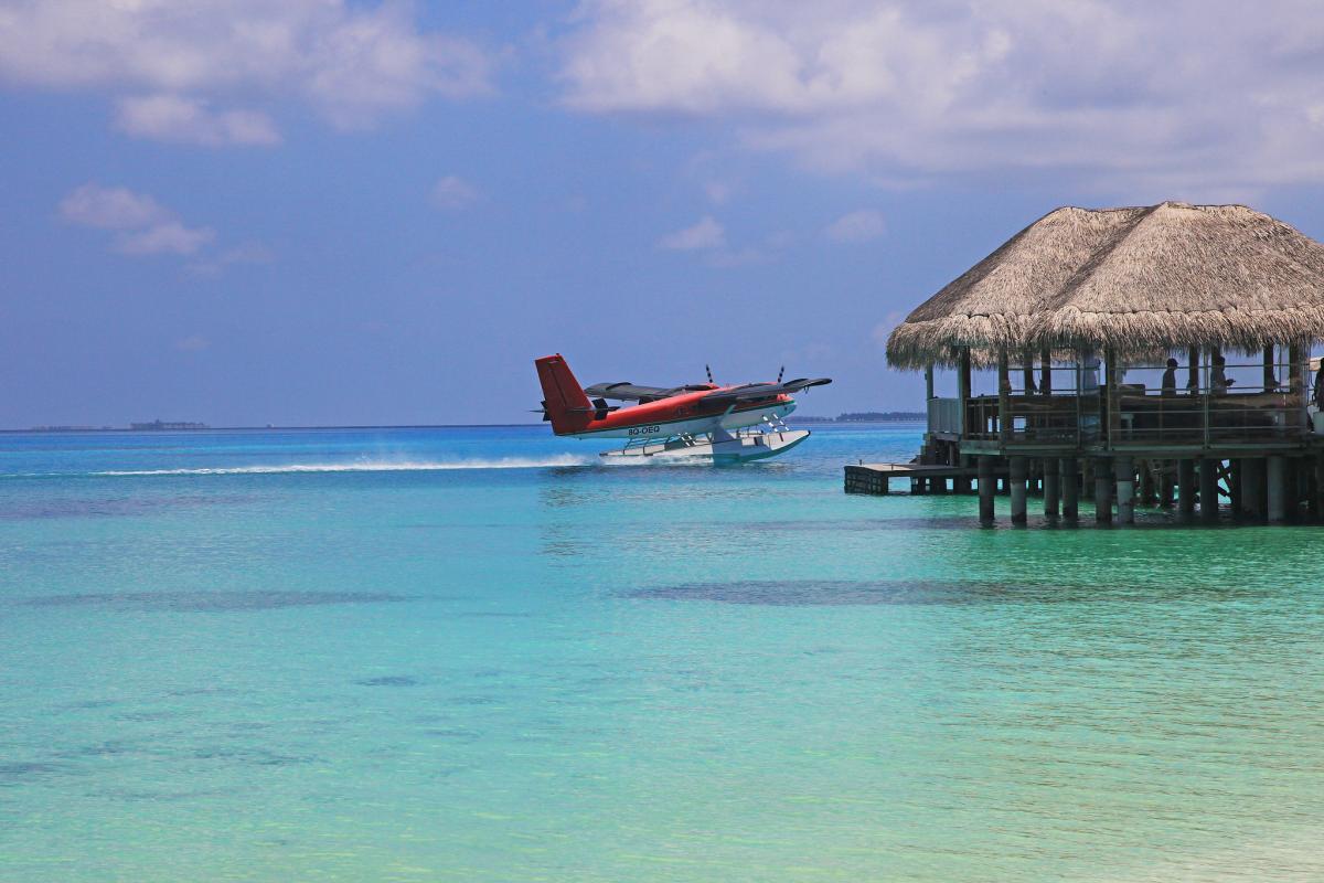 8Q7HB Maldive Islands Tourist attractions spot