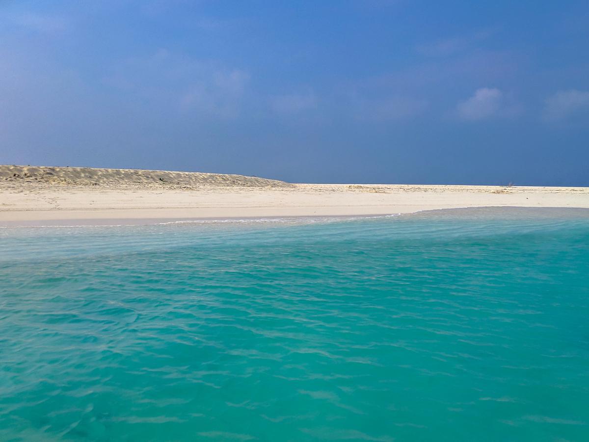 8Q7NH Maldive Islands Tourist attractions spot