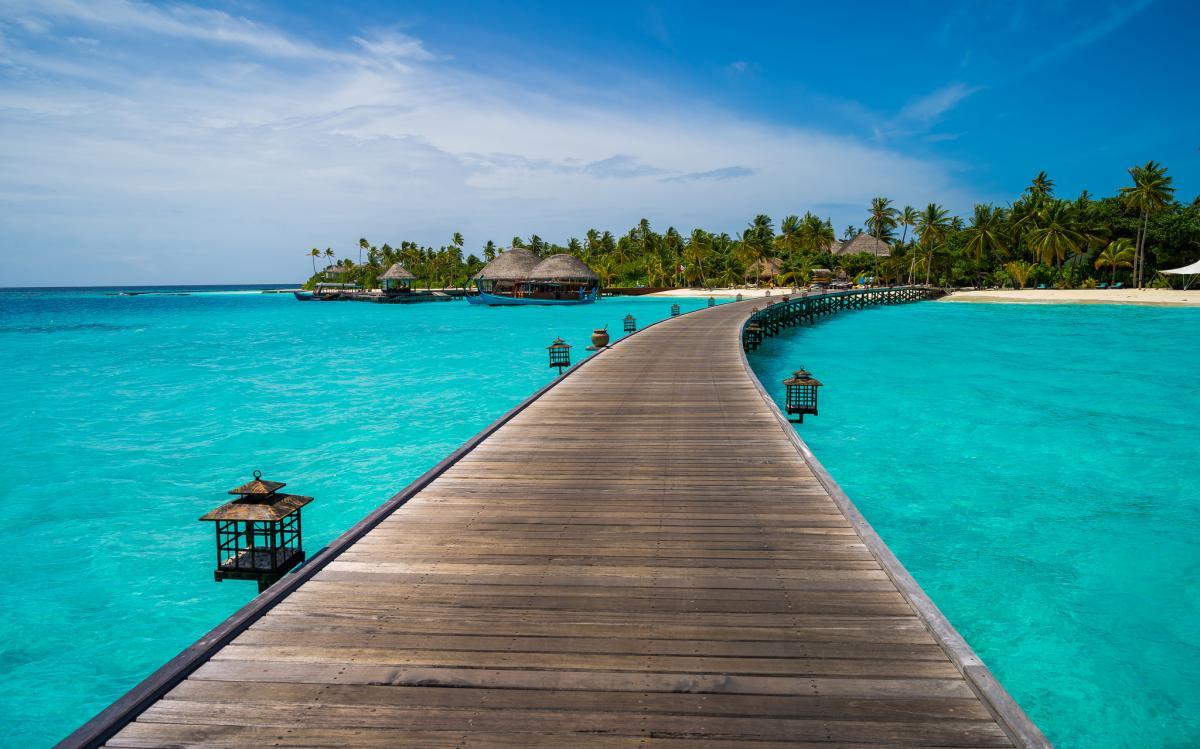8Q7SD Constance Halaveli Resort and Spa, Halaveli Island, Alifu Alifu Atoll, Maldive Islands.