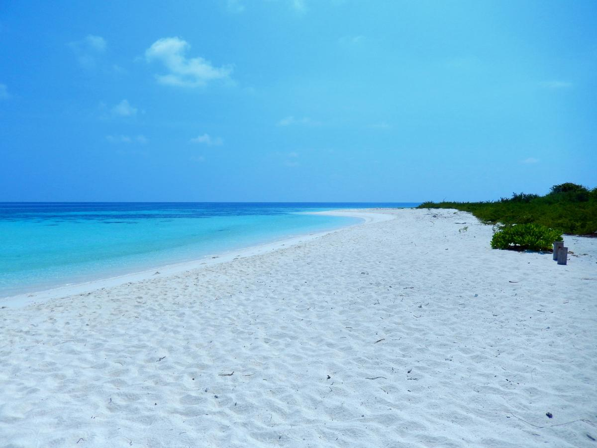 8Q7UA Ukulhas Island, Maldive Islands DX News