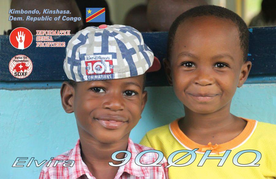 Democratic Republic of Congo 9Q0HQ