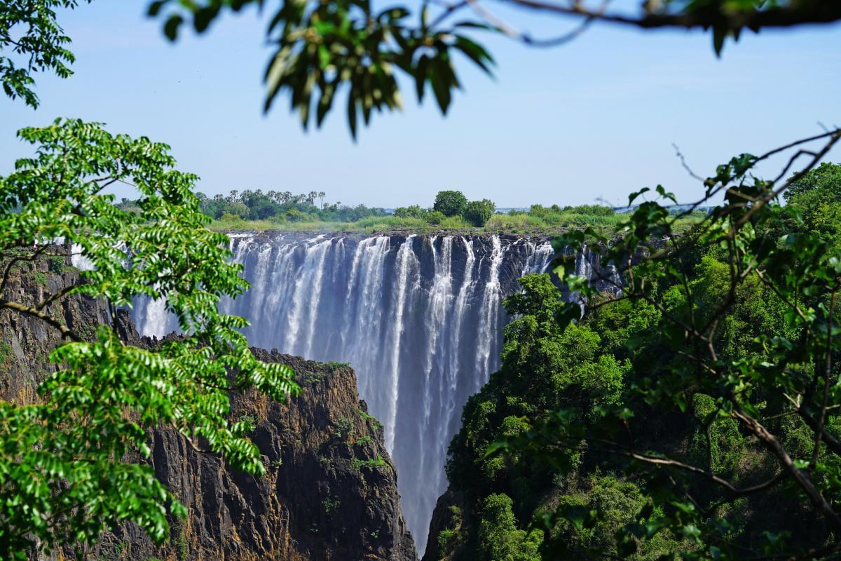 9J2LA Водопад Виктория, Замбия