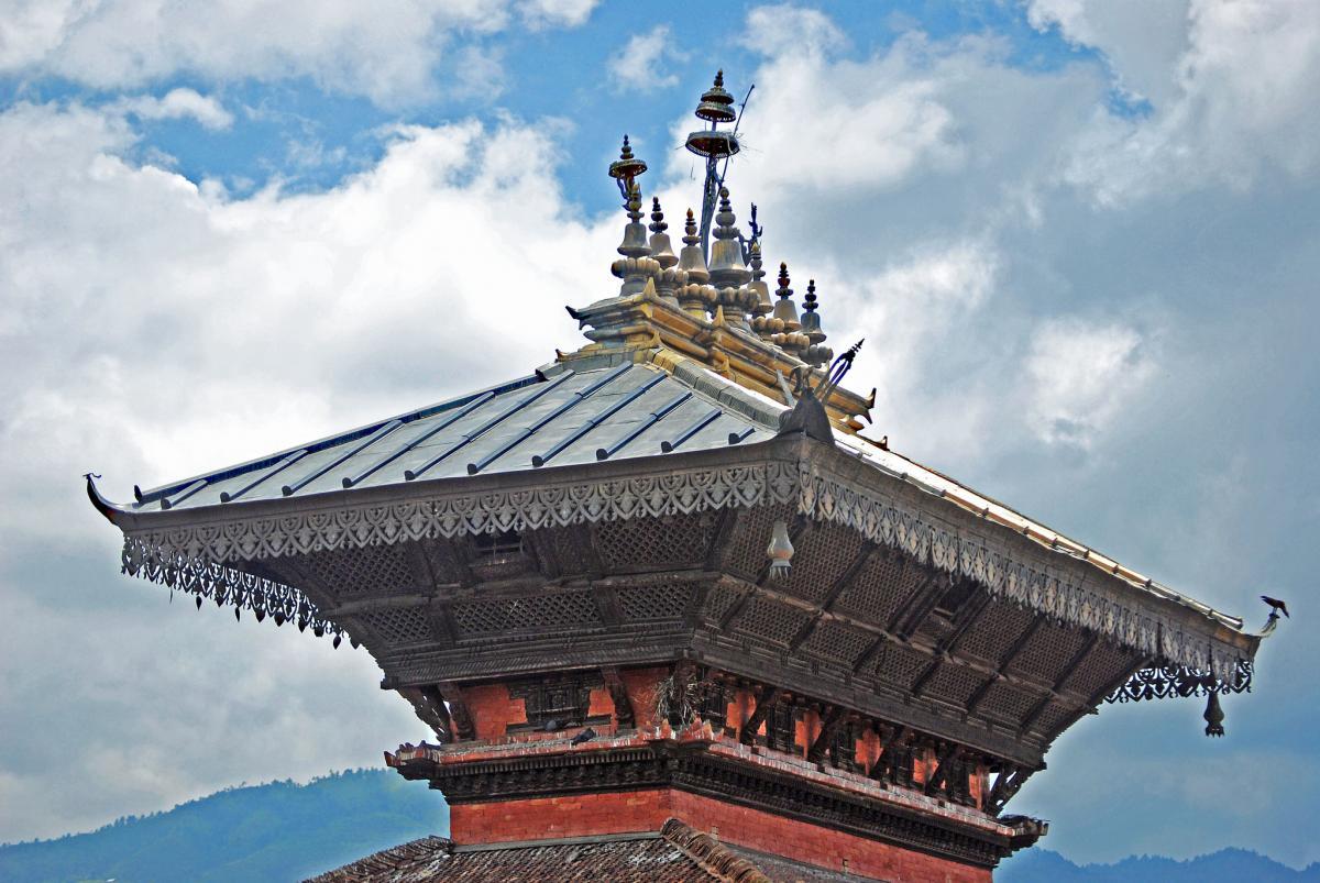 Непал 9N7ES 9N7AE Туристические достопримечательности Бхакпатур