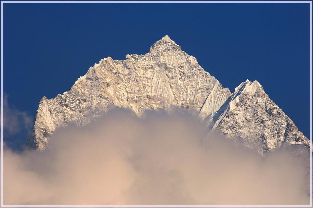 Nepal 9N7ES 9N7AE Tamserku, Khumbu