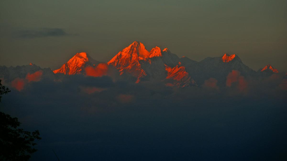 9N7GE Аннапурна Непал