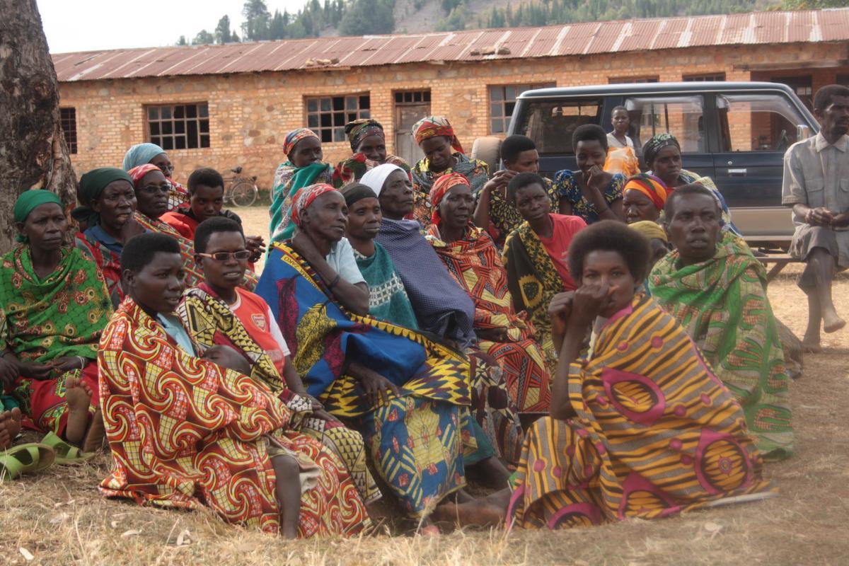 9U4RI Бурунди Туристические достопримечательности