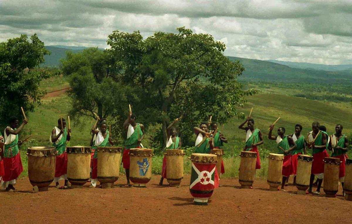 9U4RI Бурунди