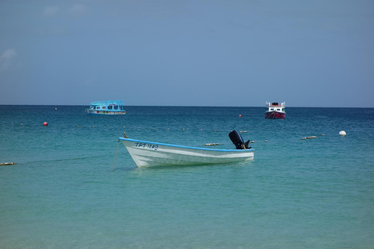 9Y4/W6NN 9Y4/KE1B Tobago Island, Trinidad and Tobago