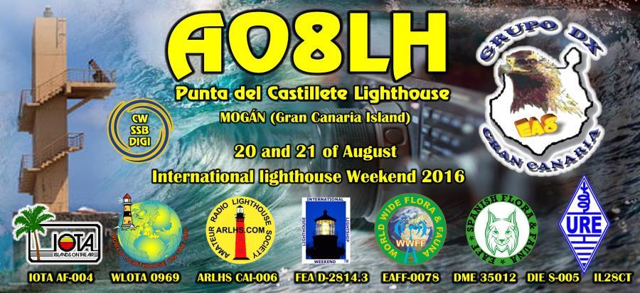 Punta del Castillete Lighthouse AO8LH