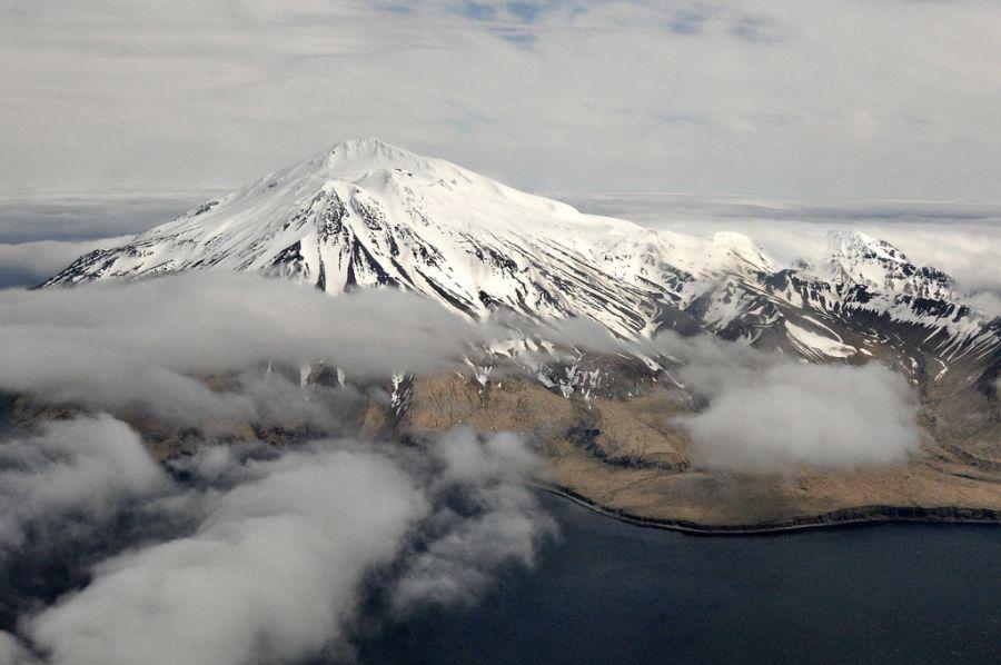 Adak Island Alaska KG4FJC/KL7 DX News Mount Moffett.