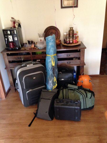 Аделаида VK5MAV Экспедиционный чемодан