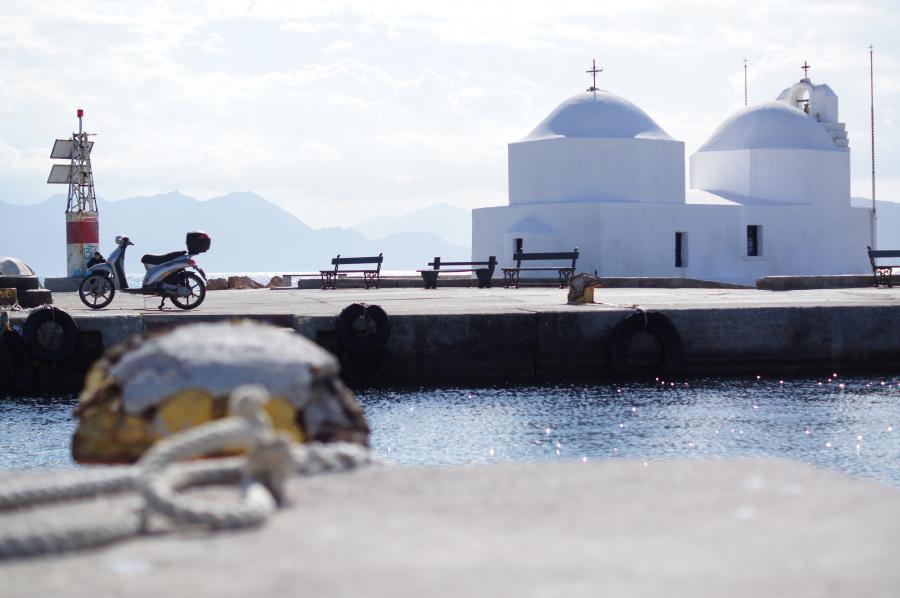Aegina Island SV8/IZ4JMA Tourist attractions spot