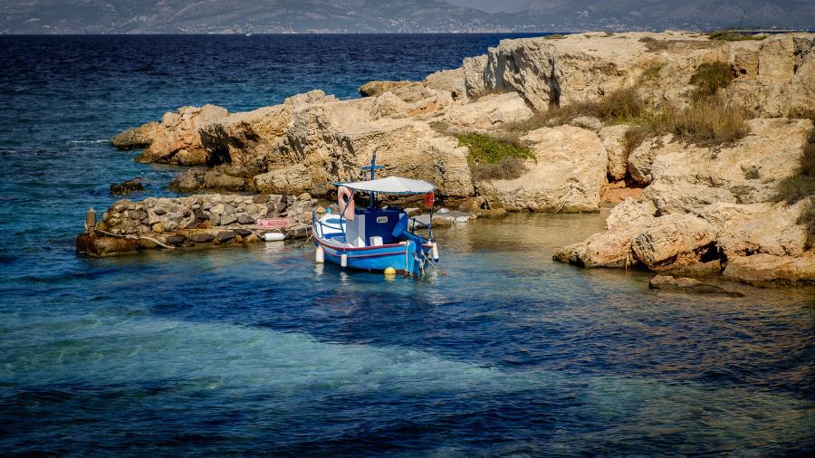 Aegina Island SV8/IZ4JMA