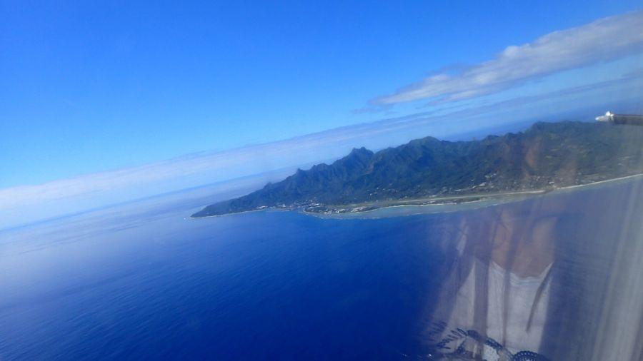 Aitutaki Island E51DWC