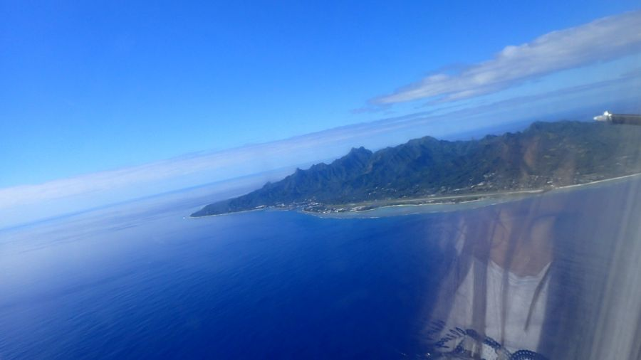 Остров Аитутаки E51DWC Острова Кука