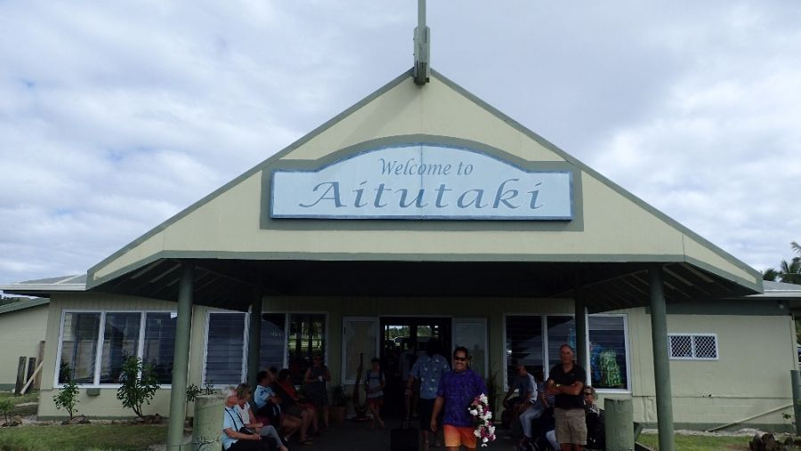 Wellcome to Aitutaki Island Picture