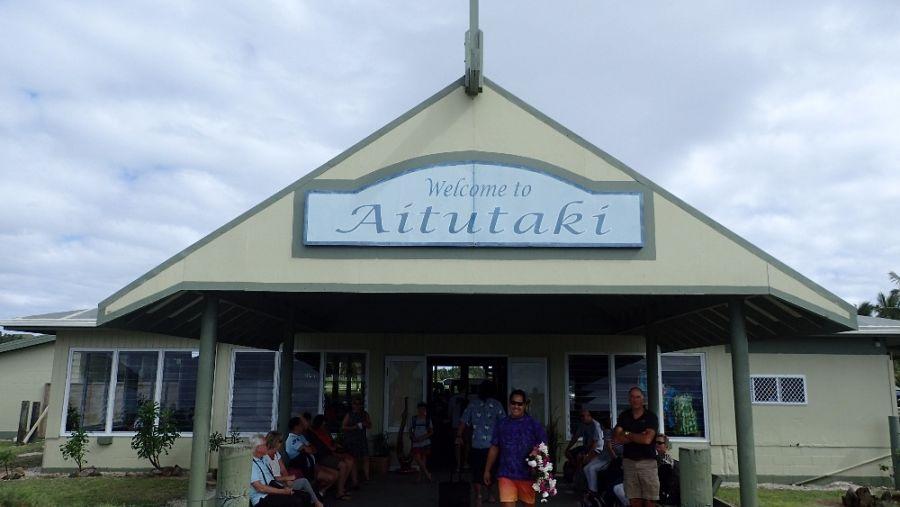 Добро пожаловать на остров Аитутаки острова Кука фото