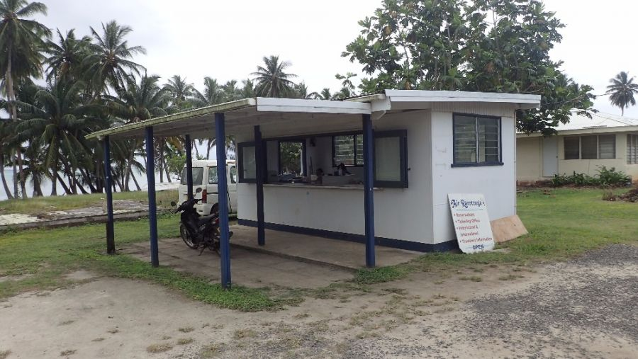 Aitutaki Island Cook Islands Air Rarotonga office