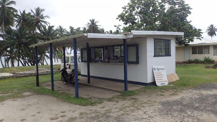 Остров Аитутаки Острова Кука Офис Эйр Раротонга Air Rarotonga