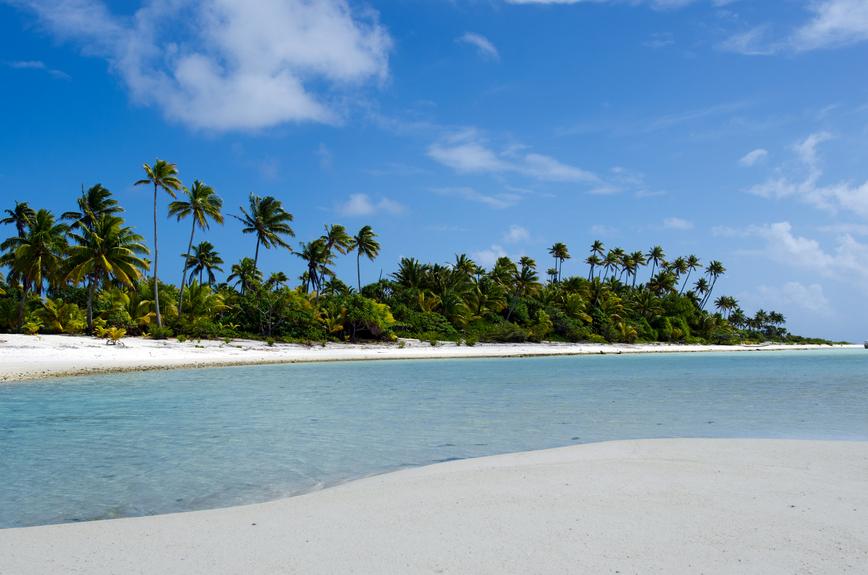Aitutaki Island E51ZCK Cook Islands