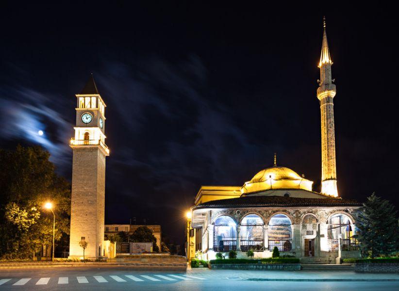 Албания ZA/YT7DQ Туристические достопримечательности