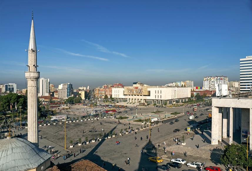Албания ZA/YT7DQ