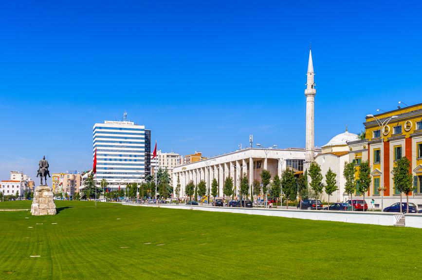 Albania ZA/YL7A Tirana