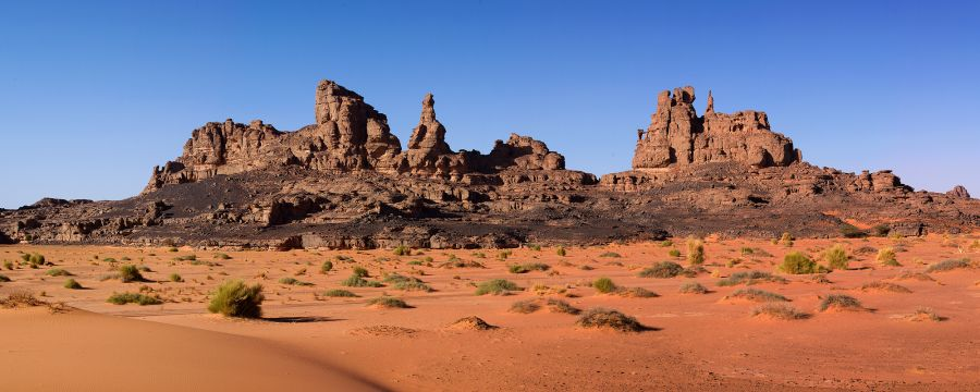 Algeria 7T0HQ Tourist Attractions