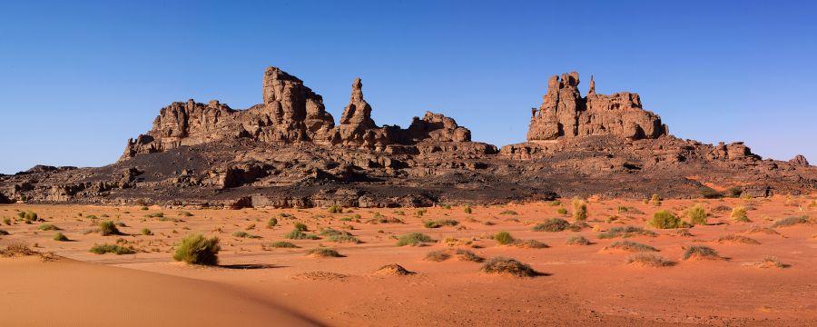 Algeria 7T0HQ Tourist Attractions